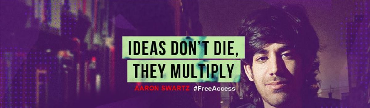 Aaron Swartz, Sci-Hub e o conhecimento livre contra o castelo de burocracias das editoras