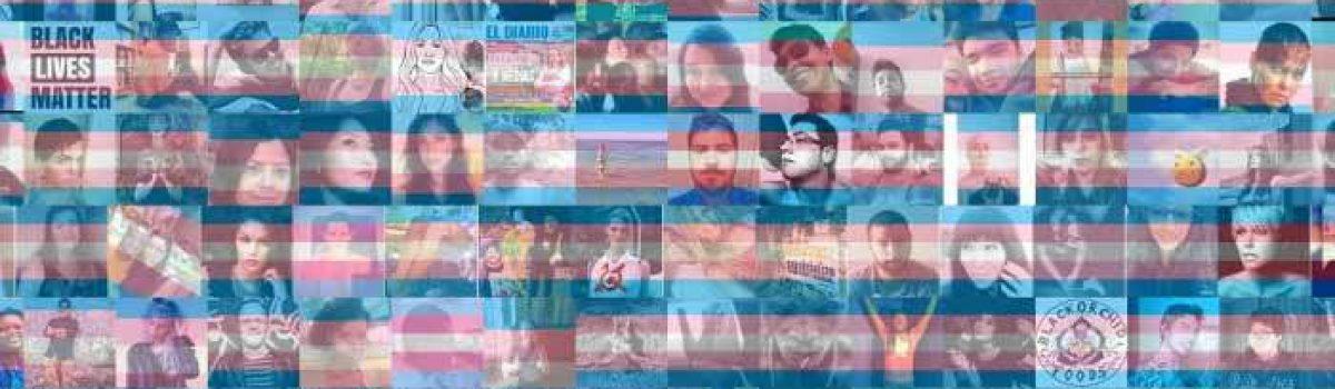 Por que criei o filtro de bandeira trans — e o que aconteceu depois…